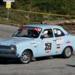 Aus für Günther Kremel und Karl Hochmayer bei der Rally Alpi Orientali Historic
