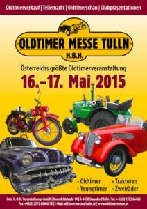 MSC Gamma Racing auf der Oldtimermesse Tulln 2015