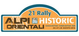 26.-28.08.2016 – Rally Alpi Orientali Historic
