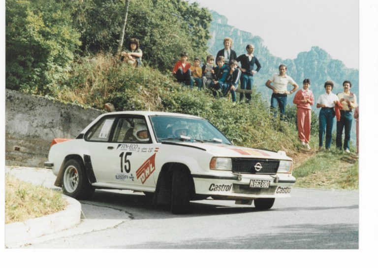 Tre Laghi 1984